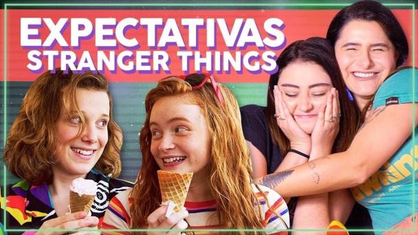 Teorias e expectativas para Stranger Things 3! (Ft. Mari Araujo) | Stranger Things | Revista Ambrosia