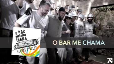 Velhas Virgens lança o clipe de 'O bar me chama'   Banda.   Revista Ambrosia