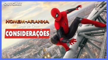 """- maxresdefault 26 - Considerações sobre """"Homem-Aranha: Longe de Casa"""" no Outcast!"""