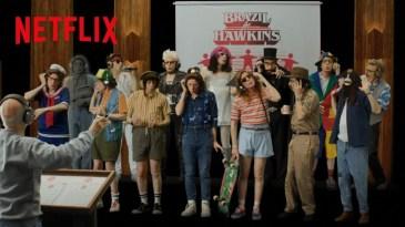 - maxresdefault 39 - Stranger Things 3 – Carlos Moreno faz a paródia de 'We Are the World', 'Brazil for Hawkins'