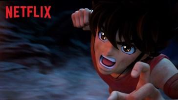 Saint Seiya: Os Cavaleiros do Zodíaco - reboot da Netflix ganha trailer oficial | Fantasia | Revista Ambrosia