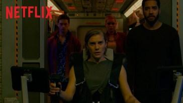 Outra Vida - ficção científica da Netflix ganha trailer oficial | Sci-fi | Revista Ambrosia