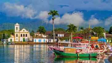 Paraty se torna o primeiro sítio misto do Patrimônio Mundial no Brasil | Cultura | Revista Ambrosia