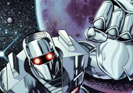IDW/Hasbro anuncia uma nova série com Rom, o Cavaleiro Espacial | Quadrinhos | Revista Ambrosia