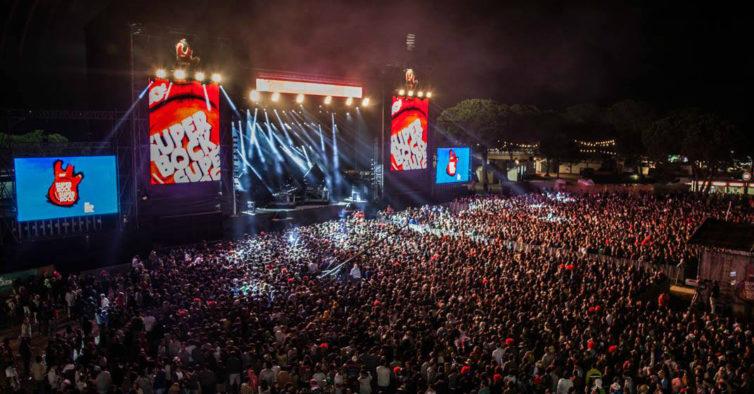 O Festival Super Bock Super Rock traz o melhor da música Portuguesa e Internacional   Agenda   Revista Ambrosia