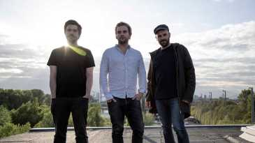 - Aggregat by Armin Thalhammer Daniel Sorour - Banda alemã Aggregat faz primeiro show na Audio Rebel