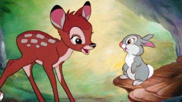 Bambi pode ganhar versão live action | Notícias | Revista Ambrosia