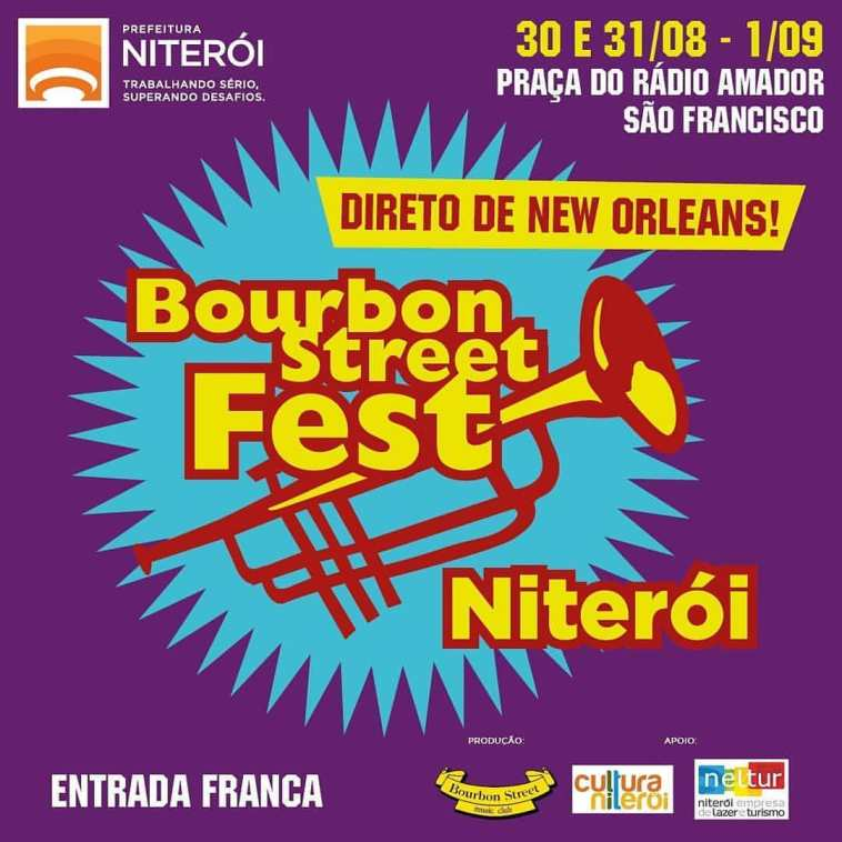 Bourbon Street Fest Niterói ganha programação extra neste fim de semana | Agenda | Revista Ambrosia