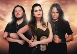 Vocalista da Eve Desire lança vídeos para ajudar cantoras do metal (crédito Vini Ramadoni)