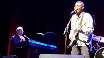Robert Cray no Brasil - Uma aula de blues e suingue | Música | Revista Ambrosia