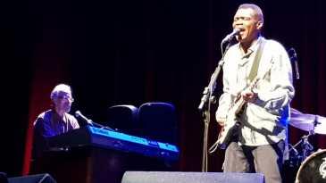 - Robert Cray IV - Robert Cray no Brasil – Uma aula de blues e suingue