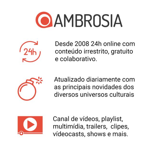 - ambrosia descubra online conteudo colaborativo atualizado diariamente revista cultural gratuito - Descubra