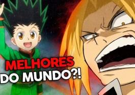 Os melhores animes de todos! (segundo a internet) | Anime | Revista Ambrosia