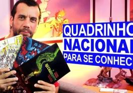 3 HQs nacionais imperdíveis   Quadrinhos   Revista Ambrosia