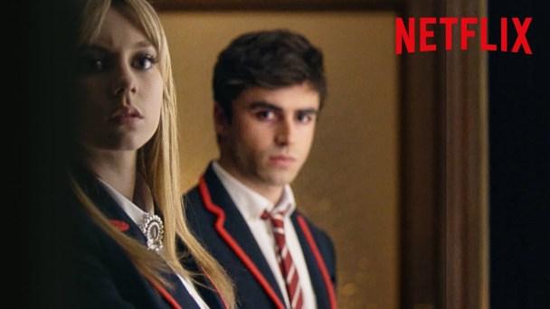 Elite – Temporada 2 ganha trailer oficial   Espanha   Revista Ambrosia