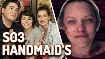 Handmaid's Tale 3ª Temporada | Crítica feat Mikannn e Seriemaníacos | Séries | Revista Ambrosia