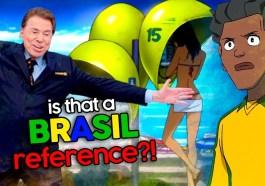 Referências ao Brasil nos animes! | Anime | Revista Ambrosia