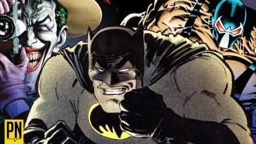 TOP 10 melhores quadrinhos do Batman | Alan Moore | Revista Ambrosia