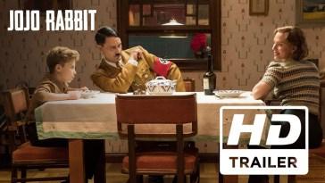 Jojo Rabbit - Taika Waititi aparece como Hitler no Trailer Oficial | Filmes | Revista Ambrosia