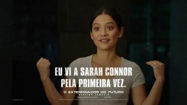 O Exterminador do Futuro: Natalia Reyes conta o que a franquia significa para ela | Filmes | Revista Ambrosia