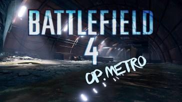 Operation Métro no Battlefield 4 | Gameplay | Revista Ambrosia