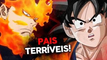 10 piores pais dos animes! | gryo hxh | Revista Ambrosia