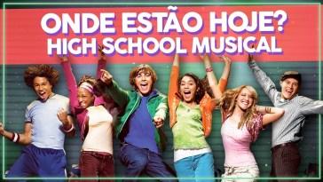 Onde estão os atores de High School Musical hoje em dia? | Ali e Aqui | Revista Ambrosia