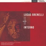 "Capa do EP ""Interno - #1 Sessão"", de Lucas Brenelli"