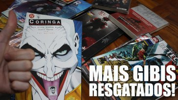 Coringa Advogado do Diabo, Magneto, Thor, Battle Royale e mais | Quadrinhos | Revista Ambrosia