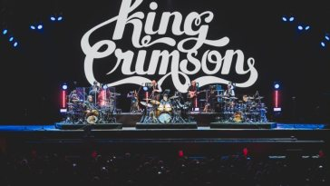 - King Crimson - Rock In Rio: King Crimson encanta fãs e curiosos com show impecável