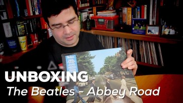 - Unboxing quotAbbey Roadquot The Beatles Unboxing Alta - Unboxing da edição deluxe de Abbey Road no Alta Fidelidade