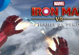 Trailer da demo de Marvel's Iron Man VR | Games | Revista Ambrosia