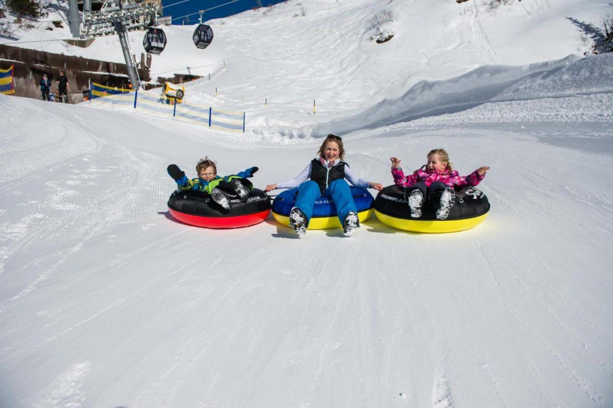 TITLIS - Snowpark Trübsee (1)