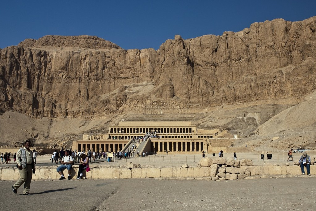 egypt - valley-of-the-kings-441544_1280