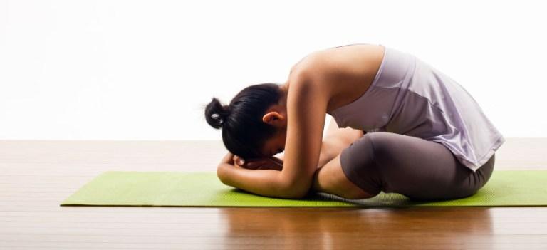 Ambuja Yoga butterfly pose