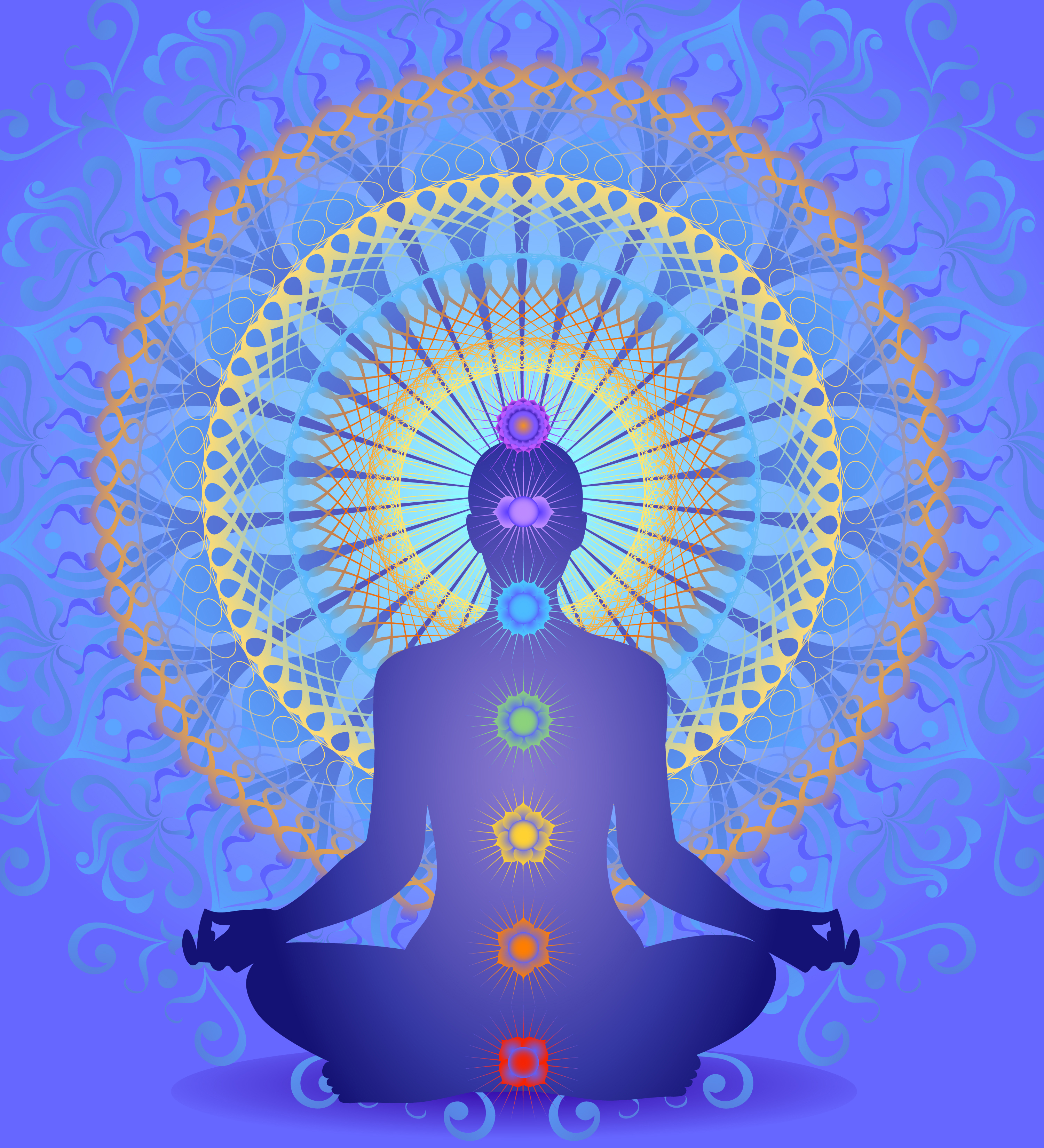 Chakras Are Our Energy Centers