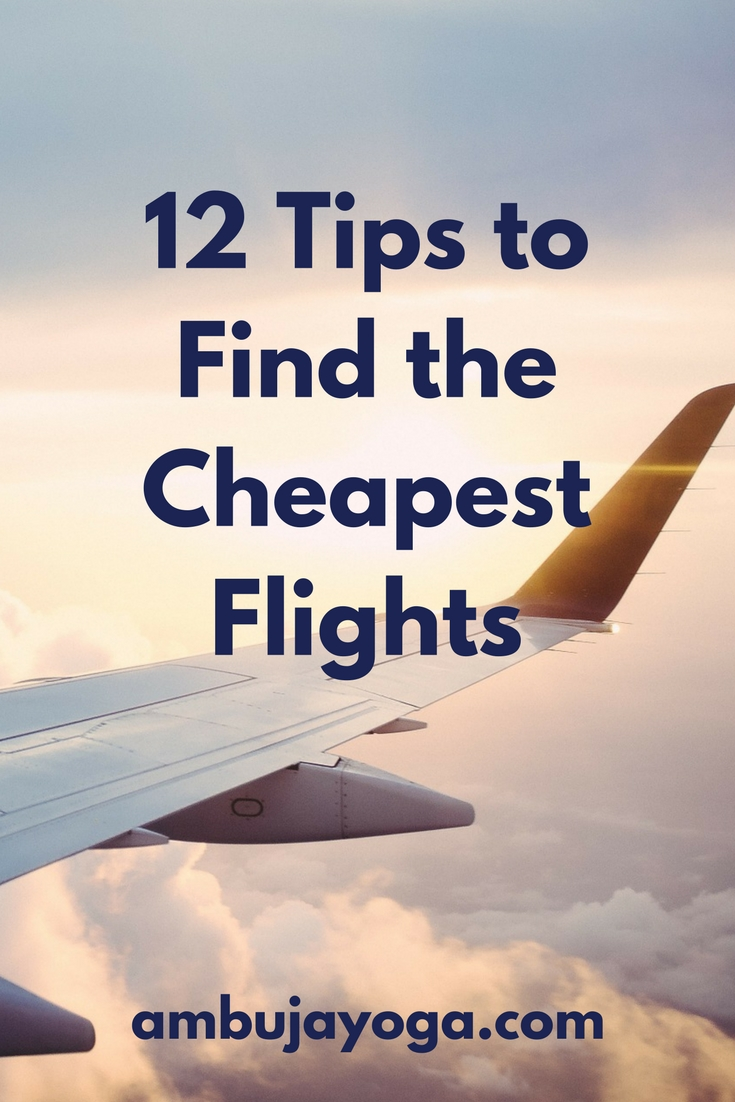 Travel archives ambuja yoga for How to find cheapest flight
