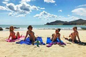 Nicaragua yoga retreat playa maderas and majagual