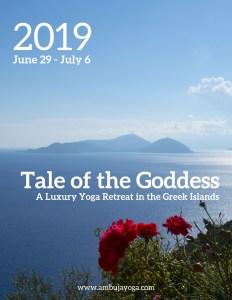Greece yoga retreats Greek islands