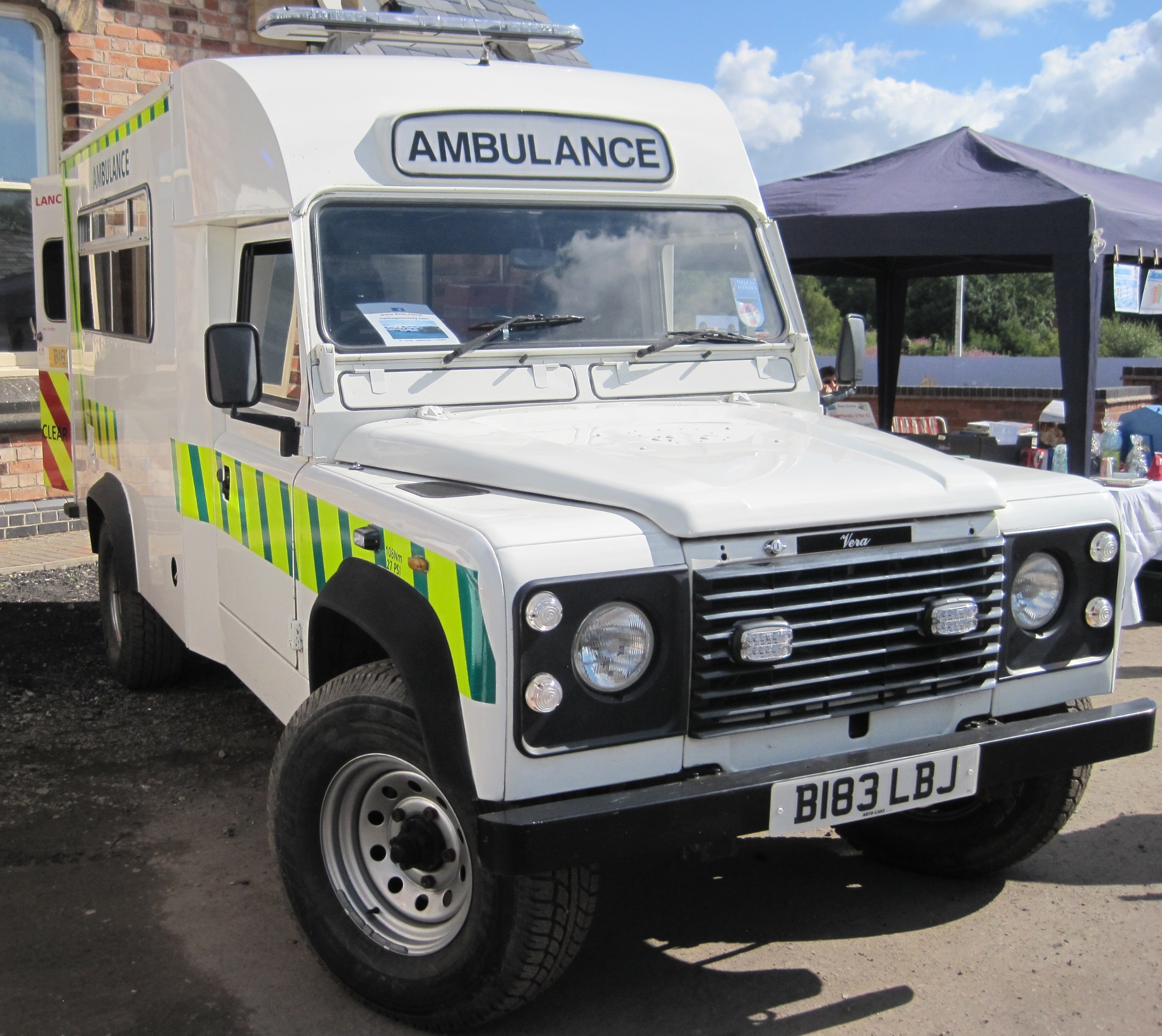 Our Vehicles – Ambulance Heritage Society