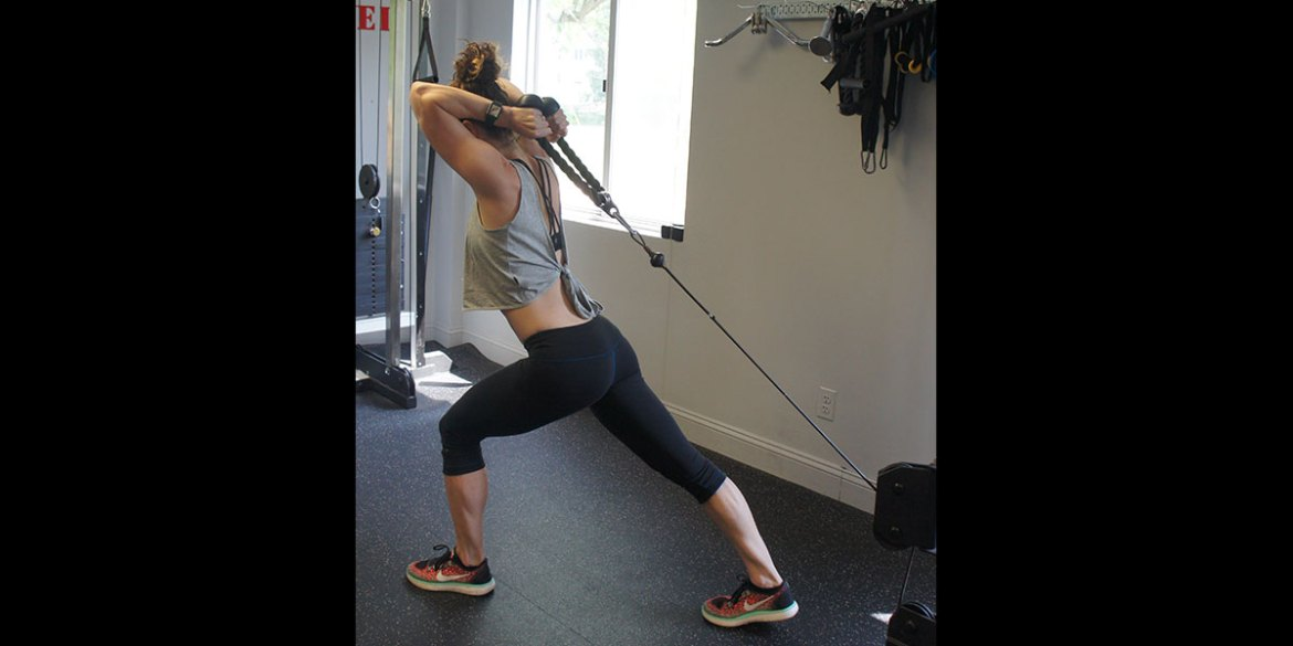 Cable Rope Exercises