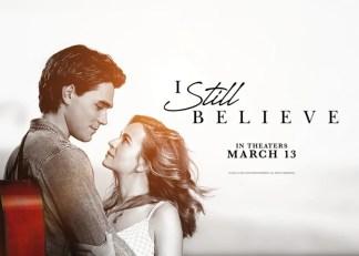 """I Still Believe"" Opens at No. 1 Despite Slow Box Office"