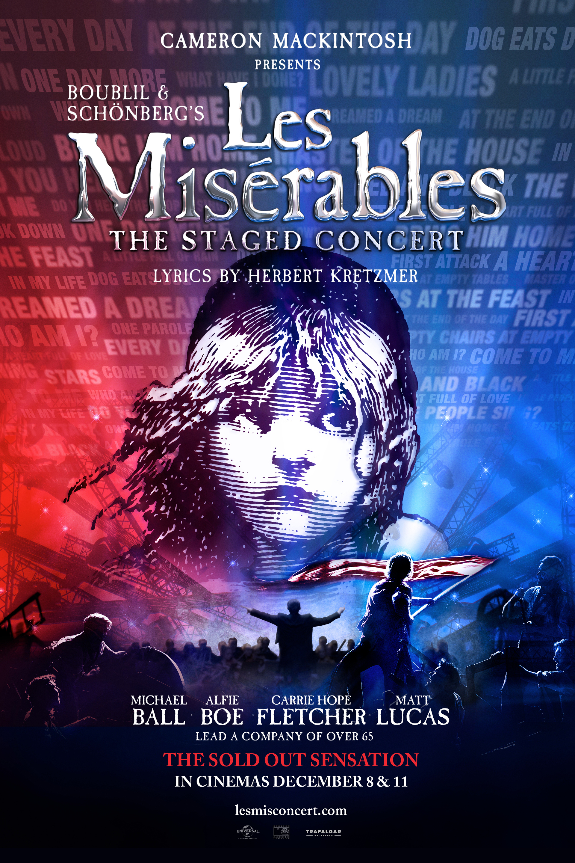 Les Miserables The Staged Concert At An Amc Theatre Near You