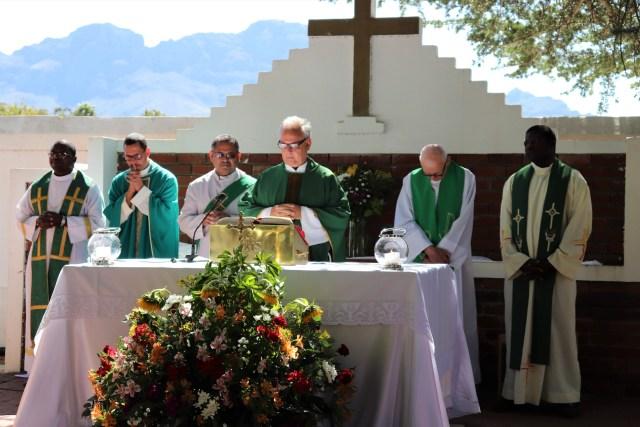 Order of mass in catholic church