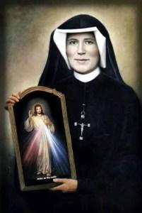 St Maria Faustina Kowalska