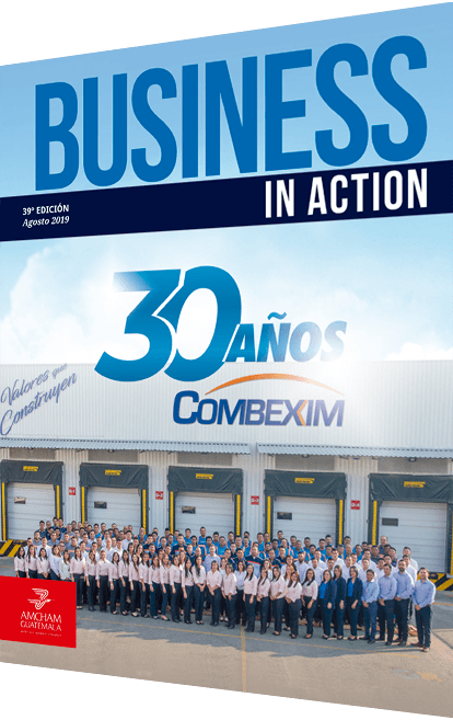 Business in action magazine august 2019