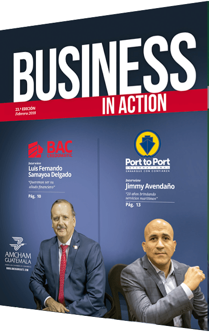 Revista business in action febrero 2018