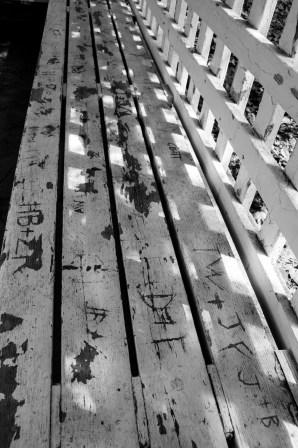 Gazebo Graffiti