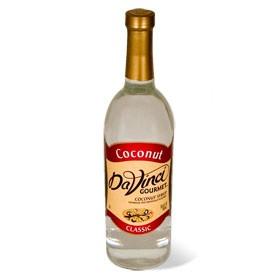 Da Vinci Coconut (750 ml)