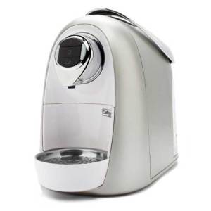 Caffitaly S04 brilliant white Home Espresso Brewer-from AM Coffee Shack Mississauga